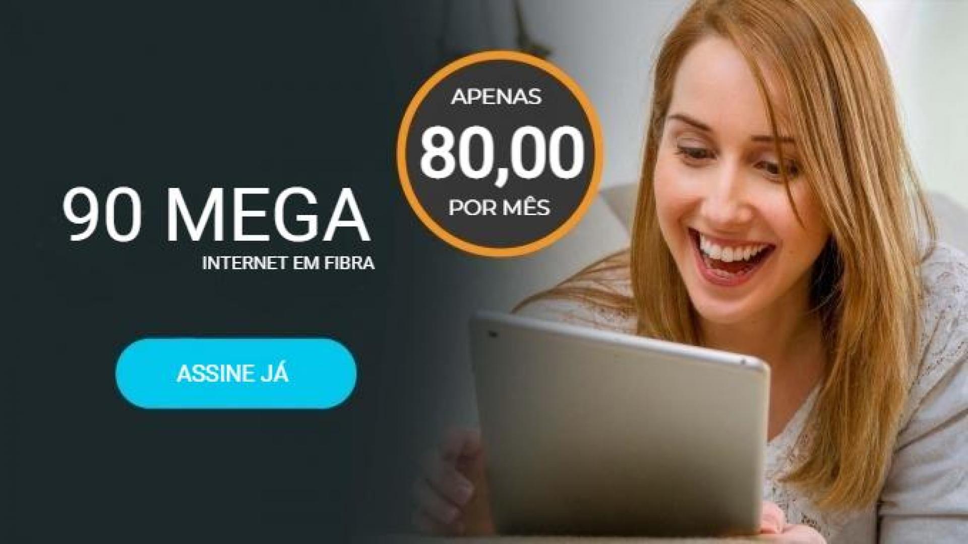 Mundialnet, internet de alta velocidade